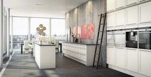 Siemens vitvaror hos Björkman Design