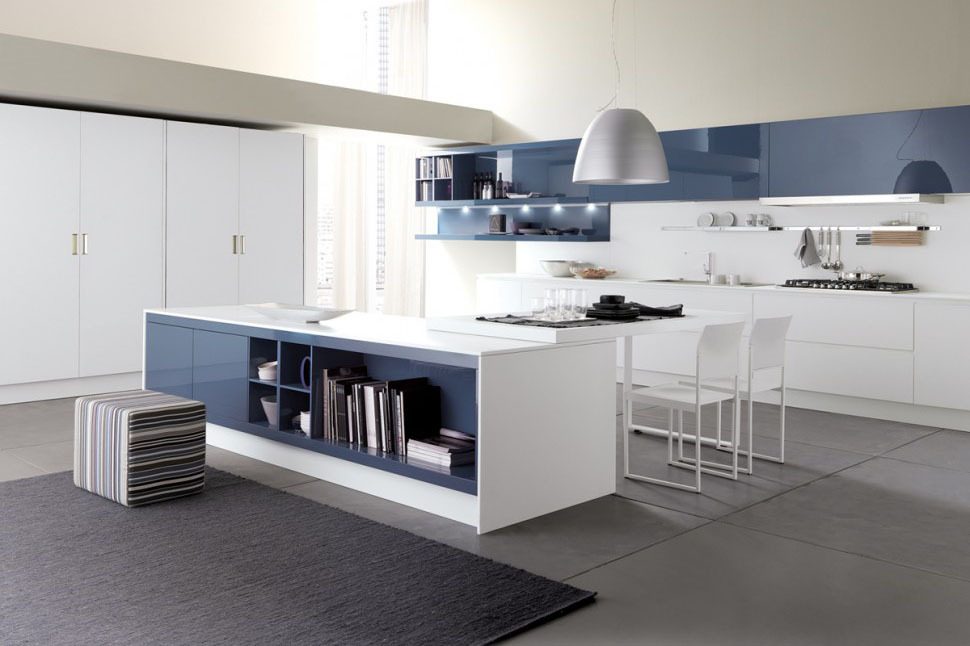 Modernt Kok Med Kokso : Moderna kok med italiensk design  Koksinredarna Bjorkman Design AB