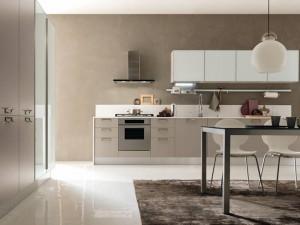 Moderna kök i öppen planlösning
