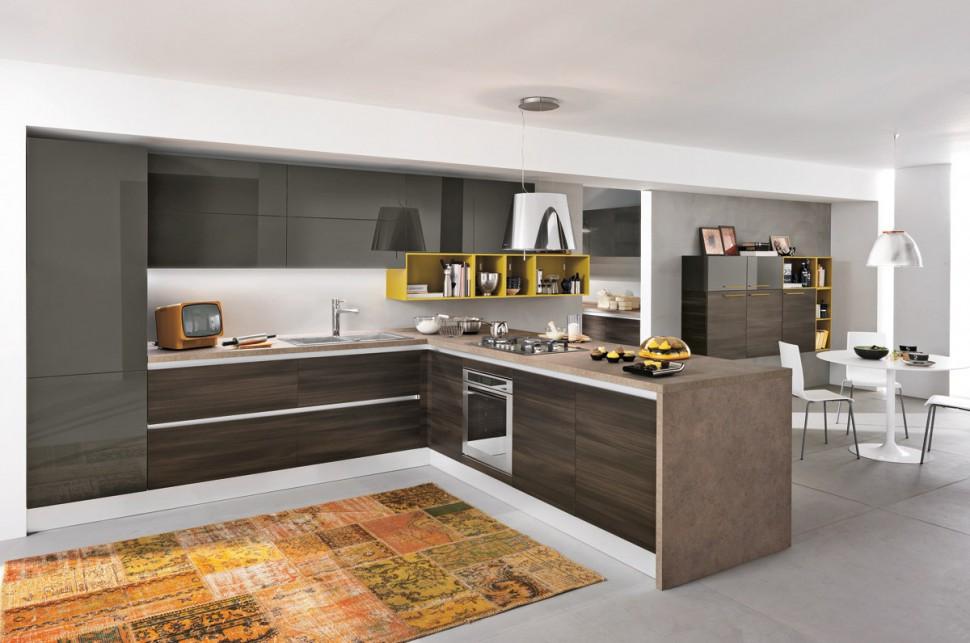 Rustik Kokso : rustik kokso  Moderna kok med italiensk design Koksinredarna