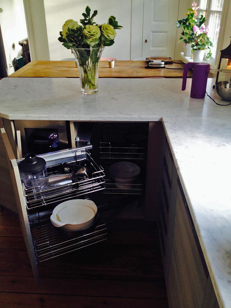 Nya kök hos våra kunder. Moderna kök, träkök och sekelskifteskök