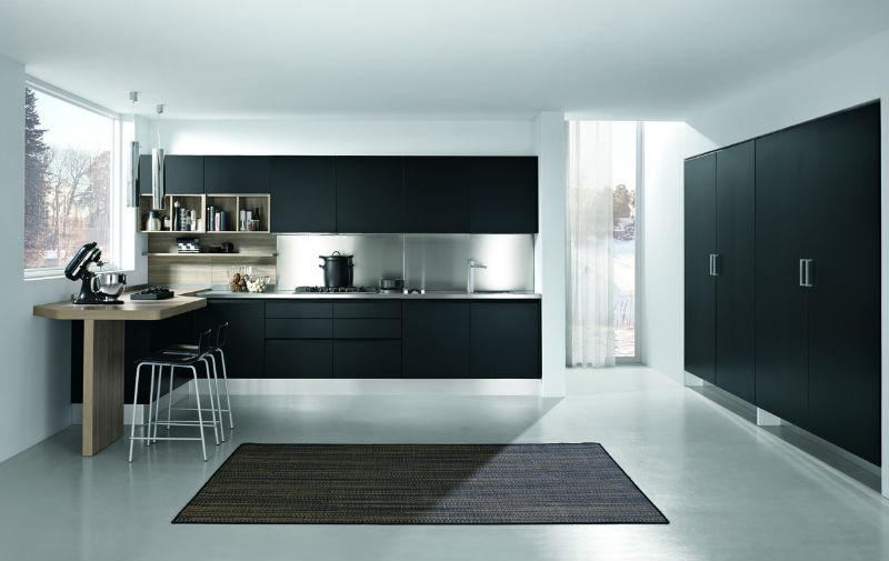Kök kök design : Moderna kök med italiensk design - Köksinredarna Björkman Design AB