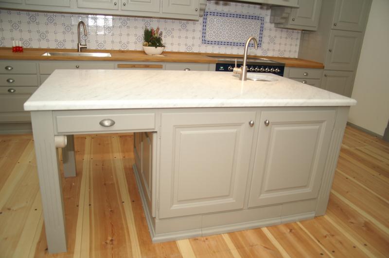 Kok Marmorskiva : kok med underbar kokso och marmorskiva profilfrost marmorskiva