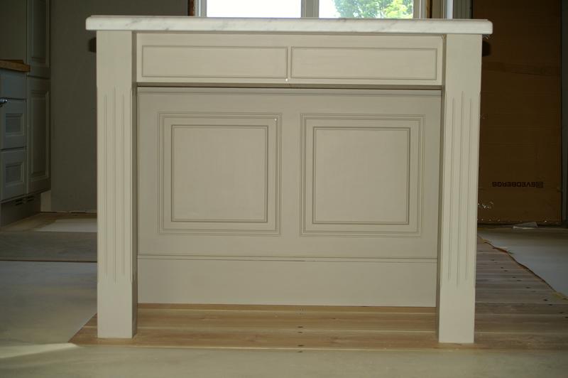 Kok Marmorskiva :  kok med underbar kokso och marmorskiva profilfrost marmorskiva i