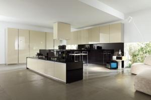 Modernt kök Febal Trend Over.  <br/>Från Björkman Design