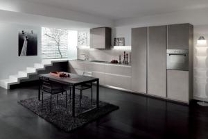 Modernt kök Colombini Febal Trend Over.  <br/>Från Björkman Design
