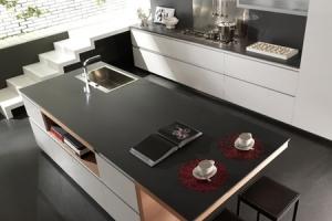 Lyxigt kök Febal Trend Over från Björkman Design