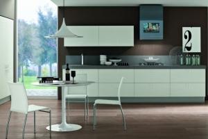 Modernt kök Colombini Glossy. <br/> Från Björkman Design