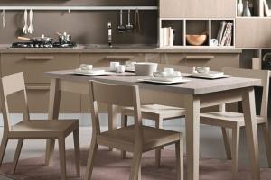 Colombini Wood med tillhörande köksbord