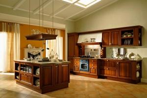 Klassiskt traditionellt kök från Björkman Design