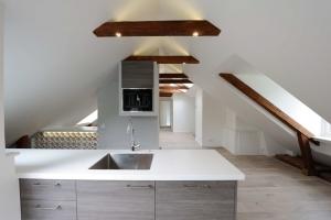 Nytt kök - köksrenovering vindsvåning