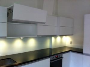 Nya kök i modern stil från Köksinredarna Björkman Design